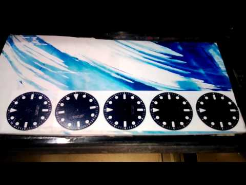 Wrist Watch Dial Printer In India | Wrist Watch Dial Printing Machine Suppliers