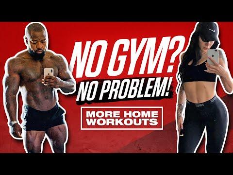 No Gym? No Problem | More Home Workouts | Mike Rashid