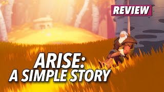 Arise: a simple story might seem familiar, but looks can be deceiving. it's not necessarily breaking any molds in its minimal art style and platforming, ...