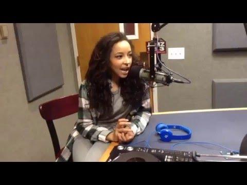 Tinashe plays