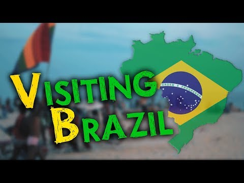 Please come to Brazil | Travelling Vlog