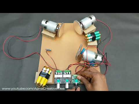 How To Make A Laser Light Show Projector | Inspire Award Science Projects National Level