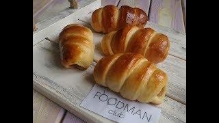 Булочки с сосисками: рецепт от Foodman.club