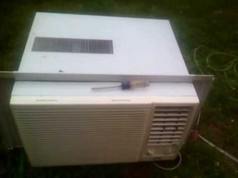 Hampton Bay hblg5004 air conditioner Manual