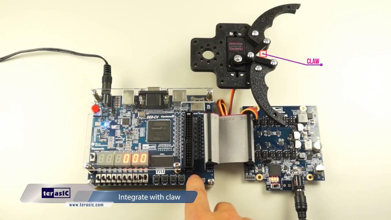 Servo Motor Kit Demo Youtube Tutorial Dc Control Basics Working Of