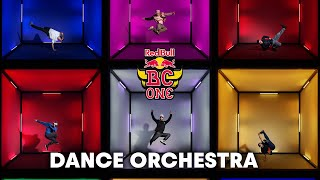 Red Bull Dancers and DJ Fleg Create a Dance Orchestra | Red Bull BC One