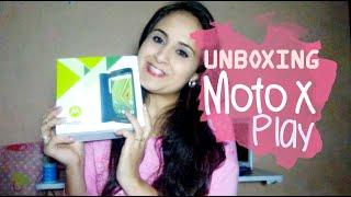 Moto X Play - Unboxing do meu novo celular |MS