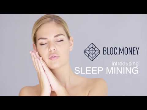 How To Make Money With Sleep Mining And A Mobile Phone - Banking The Unbanked