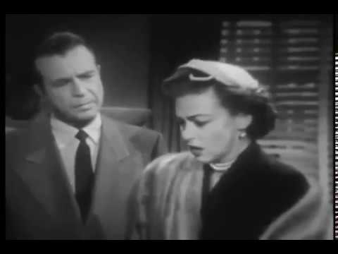 "Four Star Playhouse ""The Contest"" Dick Powell (classic TV drama)"