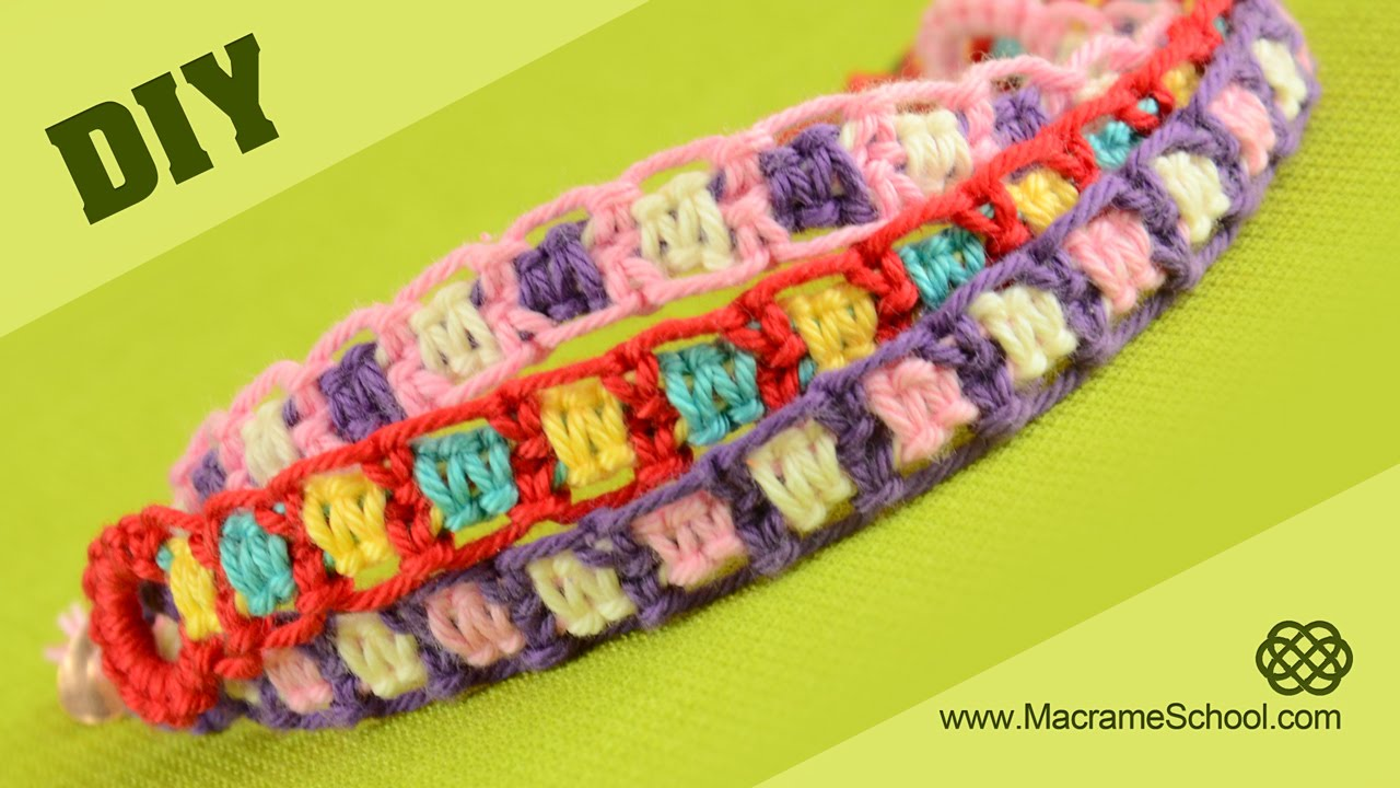 Bracelet diy tutorial