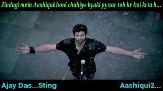 For Couples - Aashiqui2 Dialog with Song Tum HI Ho before Aashiqui3...