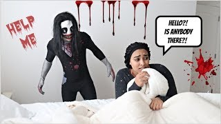 BEST SCARE PRANK EVER ON GIRLFRIEND!!!