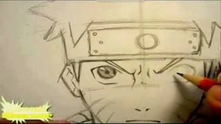 How to draw Naruto Uzumaki [Naruto Shippuuden](heey followers! in this video you can learn how to draw Naruto Uzumaki from the anime series full Naruto Shippuuden, i explain it step by step. So learn how to ..., 2010-09-25T15:16:40.000Z)