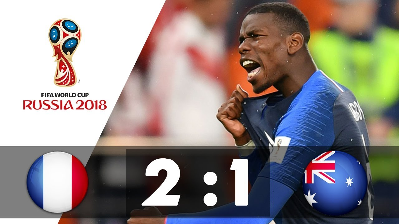 Download France v Australia - 2018 FIFA World Cup Russia - (2:1) All Goals & Highlights Extended.
