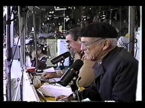 in memory of ernie harwell / last game at memorial stadium / baltimore