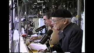 in memory of ernie harwell / last game at memorial stadium / baltimore