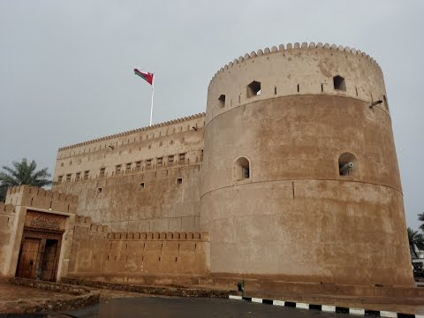 Al Hazm Castle - Places to see in Oman