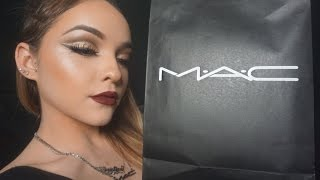 FULL FACE TUTORIAL USING MAC ONLY