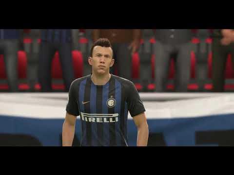 FIFA 19 Gameplay Inter vs Milan Full Match | FIFA 19 Xbox One