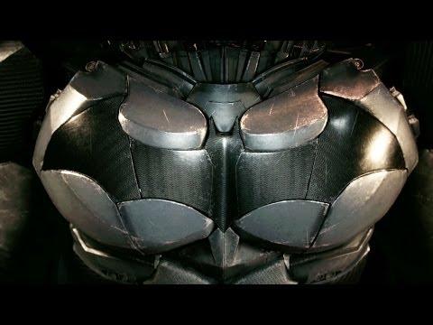 Batman: Arkham Knight - Batmobile Battle Mode Gameplay Trailer (Official)