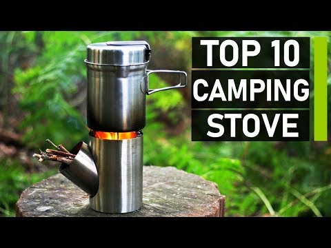 Top 10 Best Wood Burning Stove For Camping & Backpacking
