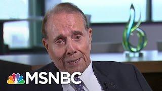 Bob Dole On Bush Family, 2016 RNC | Morning Joe | MSNBC