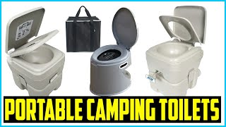 Top 5 Best Portable Camping Toilets in 2020 – Reviews