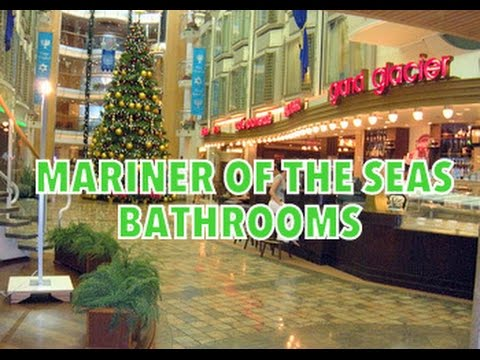 Mariner Of The Seas Inside Cabin Bathroom Youtube