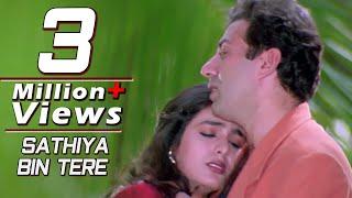 Sathiya Bin Tere Dil Maane Na - Sunny Deol, Tabu, Shilpa Shetty Himmat Romantic Song
