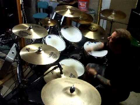 Fastway-all I need is your love drum cover