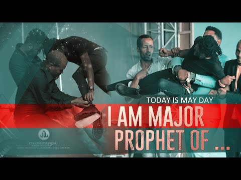 i am major prophet of ...Apostle Israel Dansa /Jesus Wonderful tv