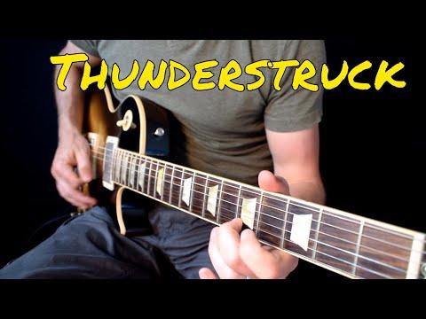 AC/DC - Thunderstruck cover