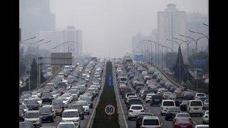 จีนเตรียมสั่งห้ามจำหน่ายรถยนต์พลังงานฟอสซิล