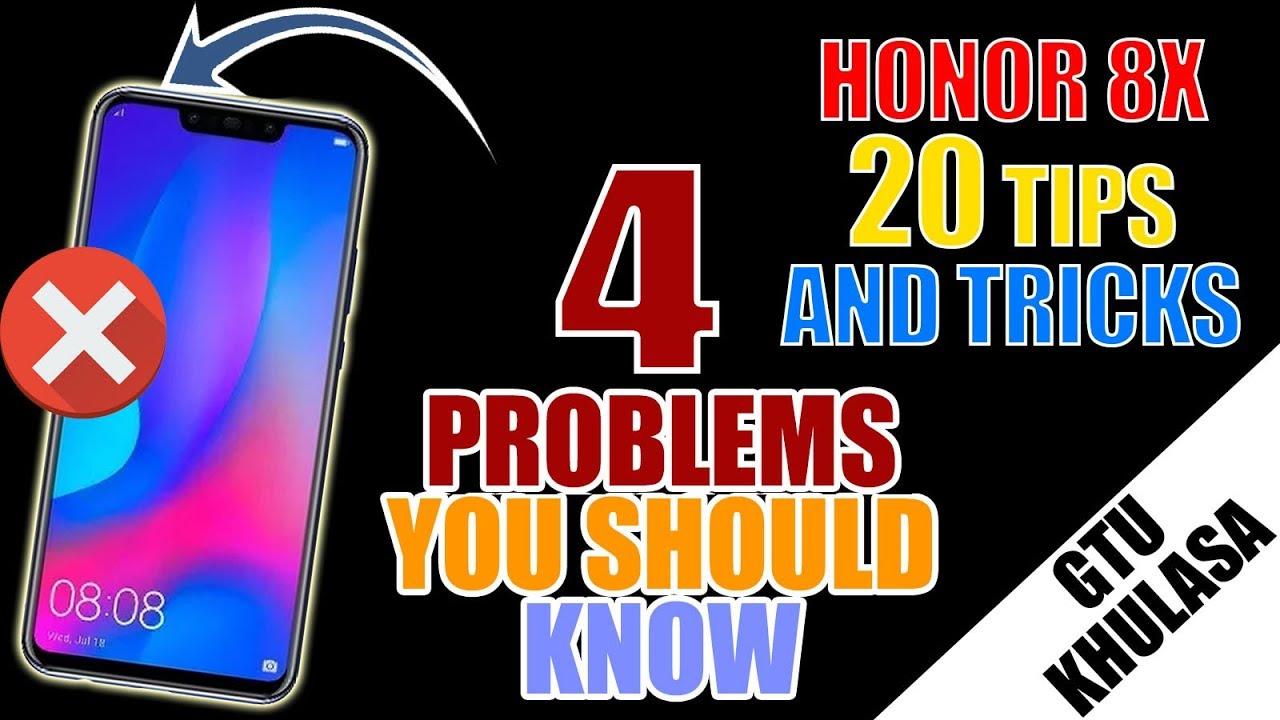 Honor 8X Ka Sach, 20 Hidden Secrets, 4 Problems, Dhoka Mat Khana 🔥😱⚡