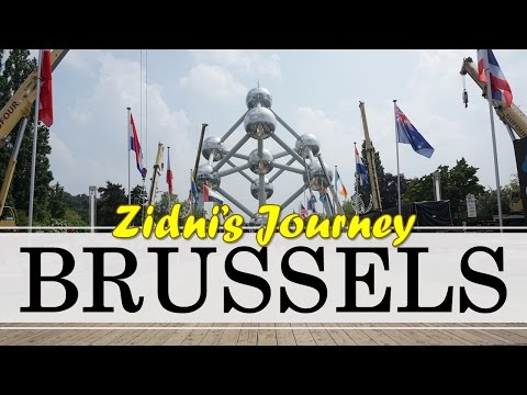 One Day in Brussels (Very Short Escape)
