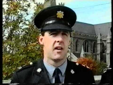 1992 All Ireland Interviews in Dublin
