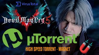 How to Download DEVIL MAY CRY 5 TORRENT PC CRACKED +VirusTotal