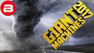 Let's Play GIANT MACHINES 2017 - ESCAPE THE TORNADO'S!!! (GIANT MACHINES GAMEPLAY)