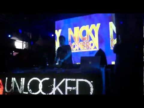 30.04.12 - Nicky Romero Opening Set @ Bier Garten ( Palermo)