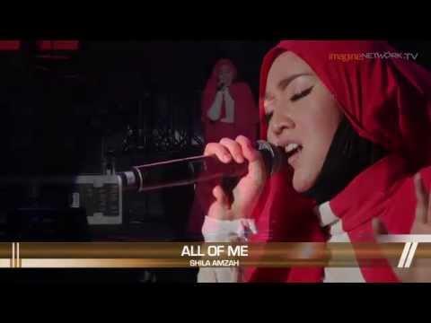 """All of Me"" - Shila Amzah (茜拉) 'Live' @ Sundown 2014"