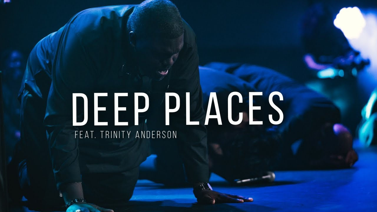 Deep Places - William McDowell ft. Trinity Anderson (Official Live Video)