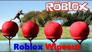 ROBLOX [FR] - Qui Va Remporter La Victoire? - Roblox Wipeout