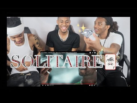Gucci Mane - Solitaire Feat. Migos & Lil Yachty [Official Music Video] Reaction!