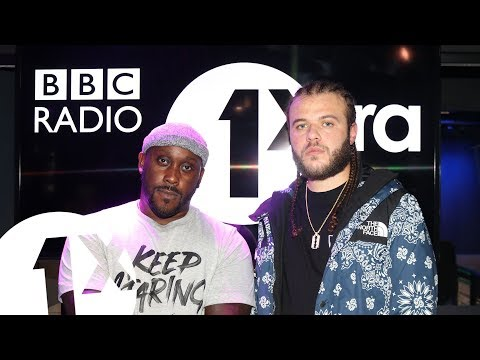 Tunde - Voice Of The Streets Freestyle W/ Kenny Allstar on 1Xtra