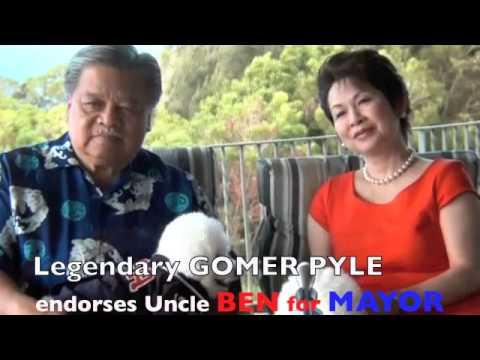 Kirk Caldwell vs Ben Cayetano for Honolulu Mayor - Part 1