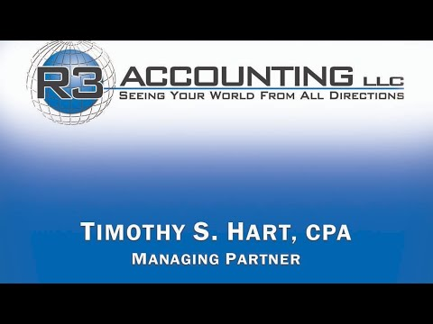 Dr Steven chats with Tim Hart from R3 Accounting