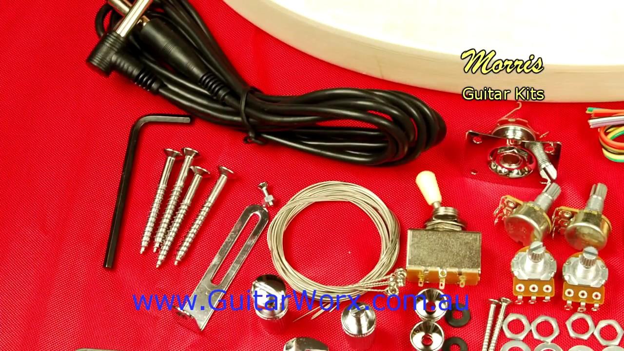 maxresdefault paul morris standard guitar kit youtube,Wiring A Telmaster Guitar Kit Youtube