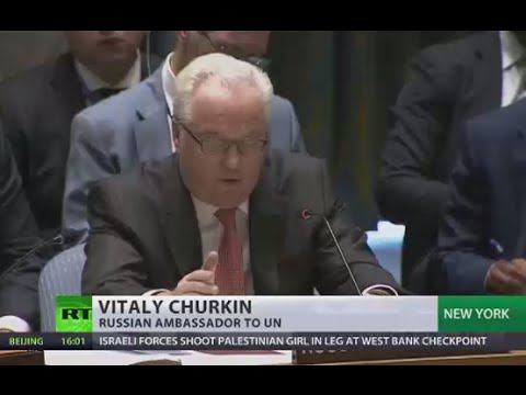Russia, US clash at UNSC meeting, Syria envoy blames govt & opposition for escalation