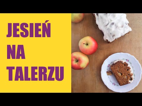 Ciasto dyniowe z jabłkami (film) / Apple Pumpkin Bread (Video Recipe)