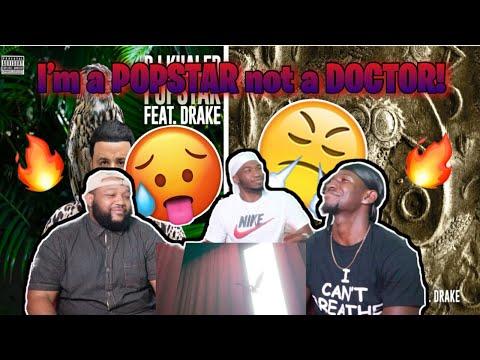 DJ Khaled ft. Drake - POPSTAR REACTION!!